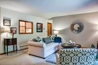 Living Room, Pine Tree Garden, 1