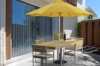 Patio / Deck, Regency Club Townhomes & Apartments, 2