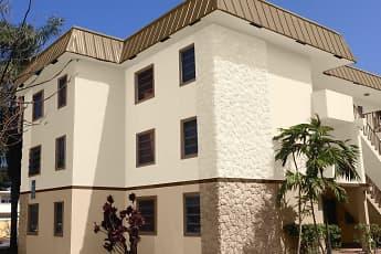 Building, Banyan Club, 1
