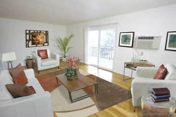 Living Room, Oakhill Apartments, 0