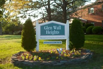 Community Signage, Glen Wall Heights, 0