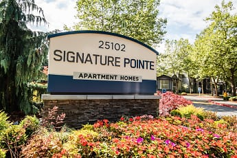 Community Signage, Signature Pointe, 0