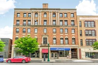 Building, Clinton Square Suites, 0
