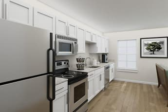 Kitchen, The Glade Residences, 2