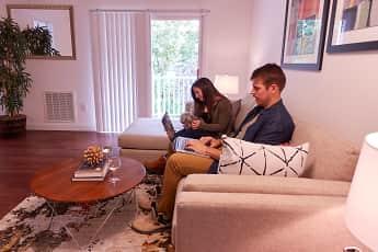 Living Room, Village At Cedar Heights, 2