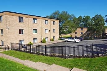 Building, Cornerstone Estates, 1