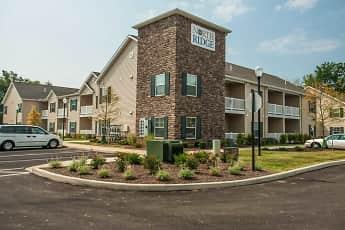 Building, North Ridge, 0