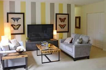 Living Room, Beacon Pointe, 1