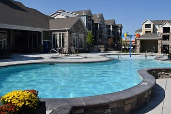 Pool, Regency At River Valley, 0