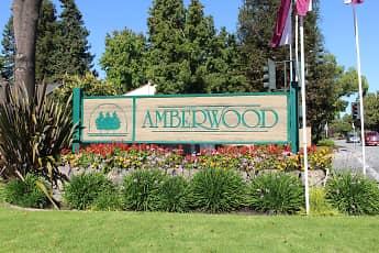 Community Signage, Amberwood Apartments, 0
