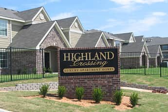 Community Signage, Highland Crossing, 0
