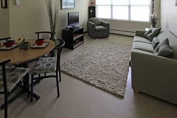 Living Room, Broad Street Commons, 1