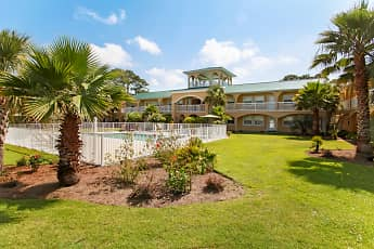Recreation Area, Landings of Pensacola Condominiums, 0