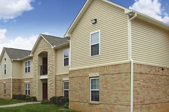 Building, Stone Creek Apartments, 0
