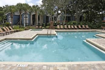 Pool, Stonegate Apartments, 1
