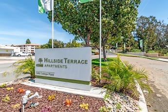 Community Signage, Hillside Terrace, 2