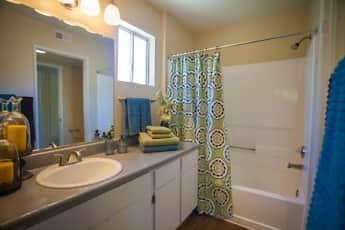 Bathroom, Villagio Apartment Homes, 2