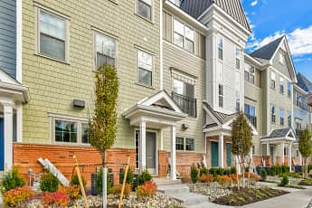 Building, Station Square at Fanwood Townhomes, 0