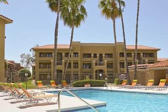 Pool, Zona Rio Apartments, 2