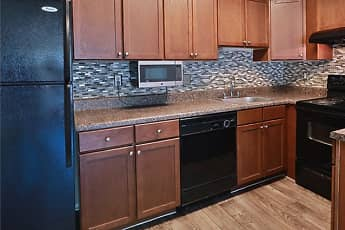Kitchen, St. Mary's Landing Apartments and Townhomes, 0