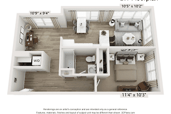 District Apartments, 2