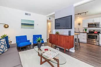 Living Room, 1133 West Fifth, 0