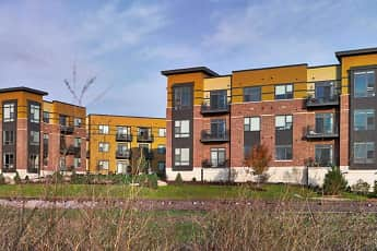 Building, Riva Apartments, 0