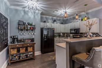 Kitchen, The Landings at Houston Levee, 1