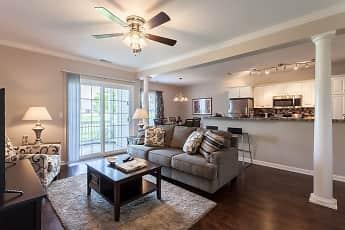 Living Room, Oakmonte Apartment Homes, 0