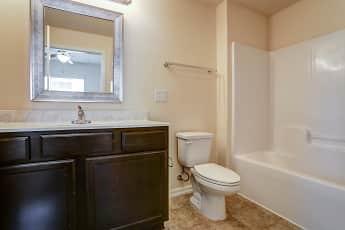 Bathroom, Crosswinds Apartments, 2