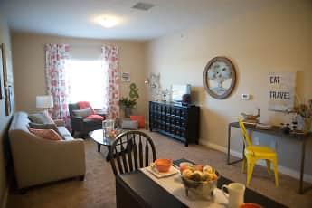 Living Room, Spring Leaf Place, 0