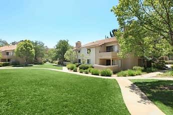 Building, Rancho Hillside, 2