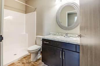 Bathroom, The Lofts of Hawks Ridge, 2