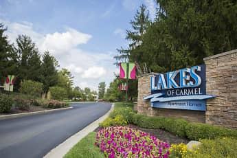 Community Signage, Lakes Of Carmel, 1