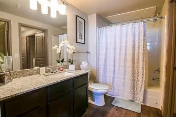 Bathroom, Anatole on Briarwood, 1