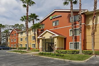 Building, Furnished Studio - Daytona Beach - International Speedway, 0