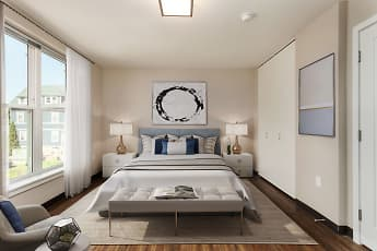 Bedroom, Soundview Landing, 0
