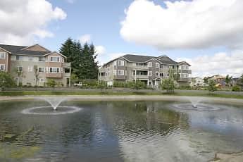 Lake, Trio Condominiums, 0