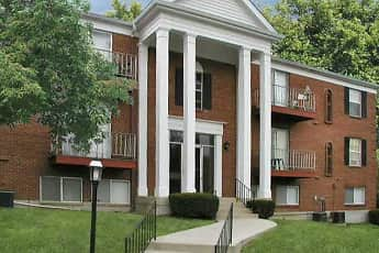 Building, River Bend Apartments, 2