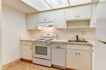 Kitchen, Fayette Arms, 0