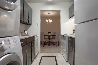 Kitchen, Forestbrook Apartments, 0