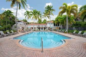 Pool, Coconut Palm Club Apartments, 0
