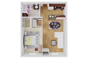 Emberwood Apartments, 2
