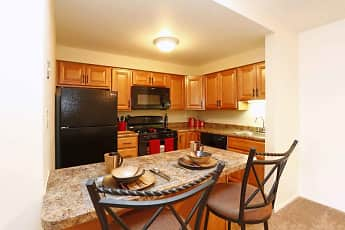Kitchen, La Vale Apartments, 0