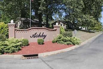 Community Signage, Ashby Apartments, 0