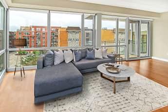 Living Room, Kingston Pointe Apartment Homes, 0