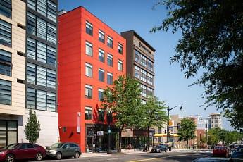 Building, Fahrenheit Apartments, 0