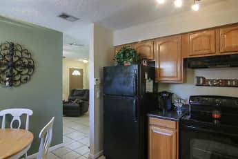 Kitchen, Pine Forest Homes, 1