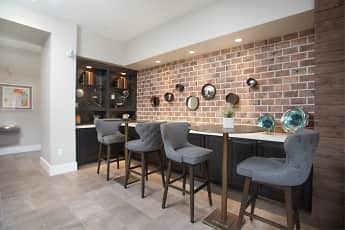 Dining Room, Zinc Apartments, 0