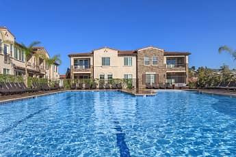 Pool, Avia La Jolla Senior Living, 2